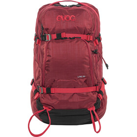 EVOC Line Backpack 28l Heather Ruby